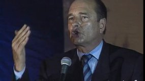 Discours de Jacques Chirac 1991 - Archive INA
