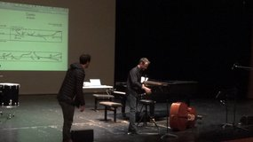 Masterclass des solistes de l'Ensemble Intercontemporain