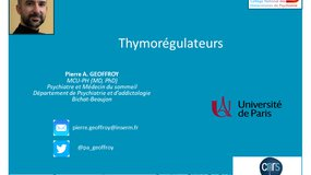 PA - Clinique - Thymoregulateurs