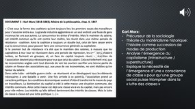 L1 SpS - Parcours Sciences Sociales -CM introduction sociologie - Correction commentaire documents