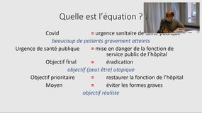 CovEthique, Table ronde Vaccination anti-COVID19 et ethique