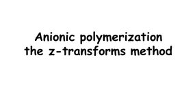 ECPM GenPoly the z-transforms method