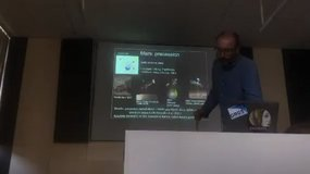 Pascal Rosenblatt, Space orbit reconstruction : a tool to probe planetary interior from space
