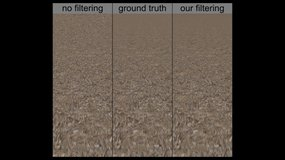 article 2019 - Anisotropic Filtering for patch based Texturing