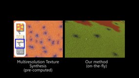 article 2013 - Patch Based Multiscale Textures